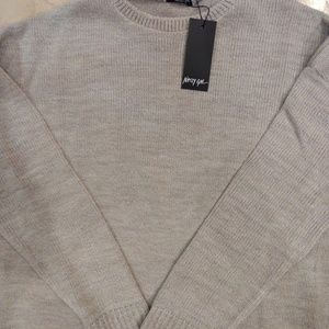 Nasty Gal Sweater Pant set